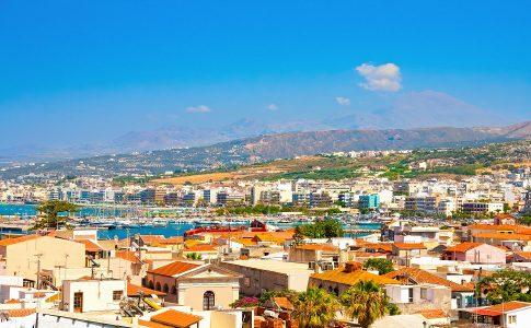 Rethymnon op Kreta