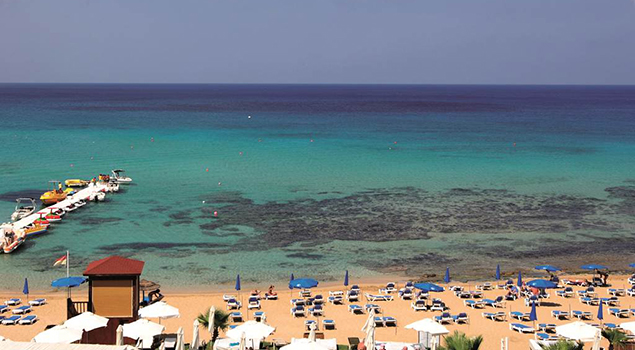 Mooiste stranden Cyprus - Silver Beach