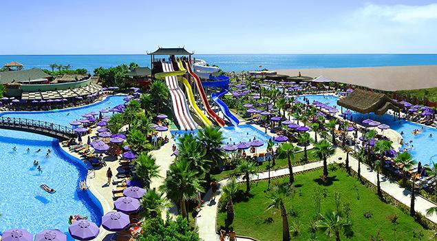 Aquapark Turkije - Siam Elegance