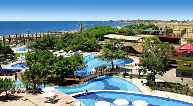 Aquapark Turkije - Sueno Beach