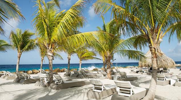 Mooiste stranden Curaçao - Jan Thiel