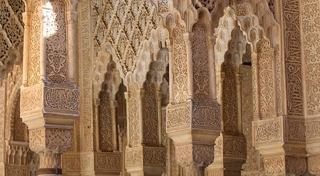 Bezienswaardigheden in Andalusië - Het Alhambra