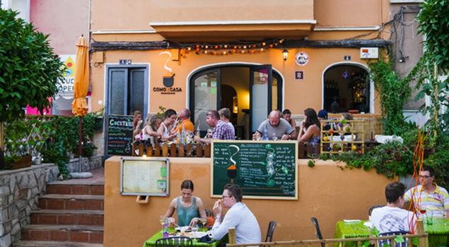 Restaurants op Mallorca - Como En Casa