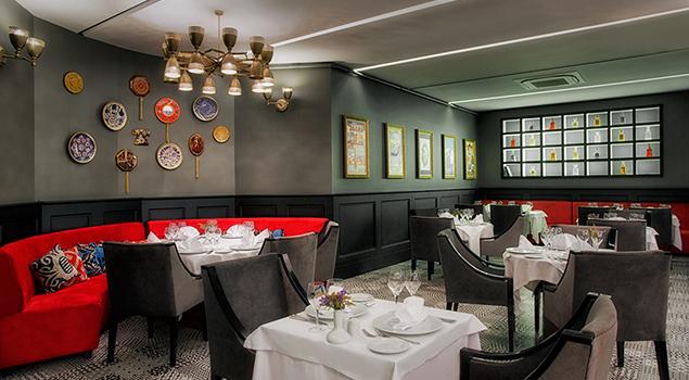 Restaurants in Istanbul - Deraliye Ottoman Palace Cuisine Restaurant