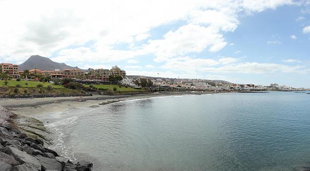 Stranden op Tenerife - Playa Fanabe