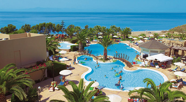 Resorts Griekenland - D'Andrea Mare