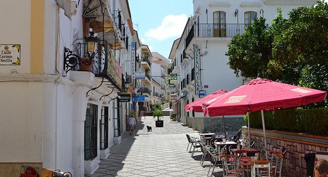 Dingen doen Costa del Sol - Centro Historico de Estepona
