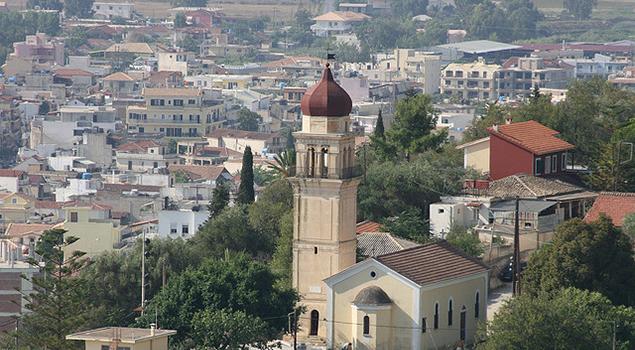 Wandelen op Zakynthos - Kerkje