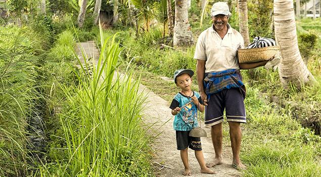 Highlights Bali - Locals op Bali