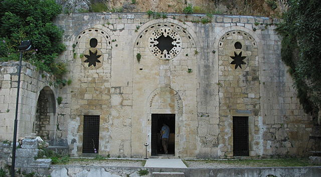 De Grot van Sint Petrus in Antioch - Weetjes over Turkije