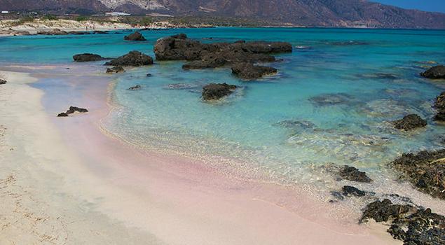 Weetjes over Griekenland - Elafonisi