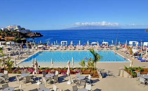 Stil Los Gigantes - Hotels Canarische Eilanden