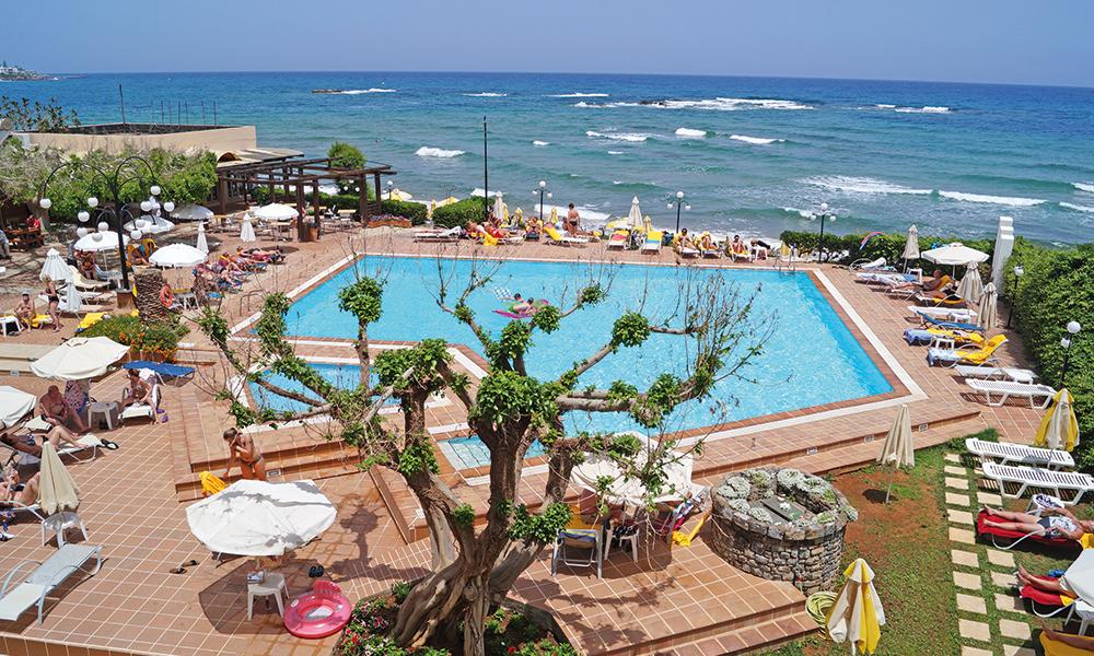 Kreta Hotel Zephyros Beach