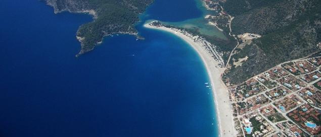 Kustlijn Turkije
