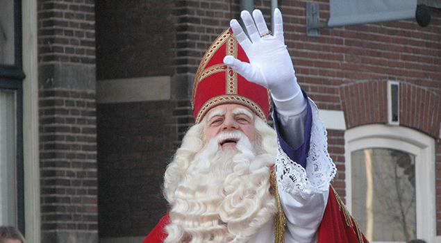 Sinterklaas - Weetjes over Turkije