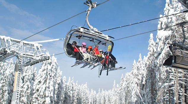 Wintersport Bulgarije