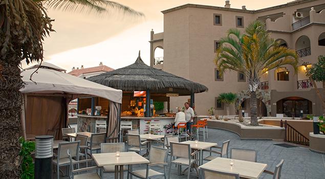 Saint George op Tenerife