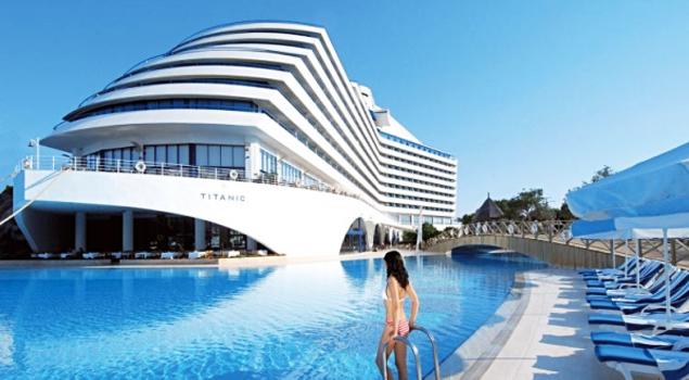 goede hotels turkije