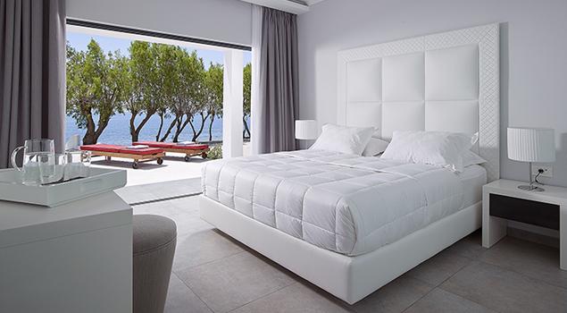 kamer bij dimitra beach