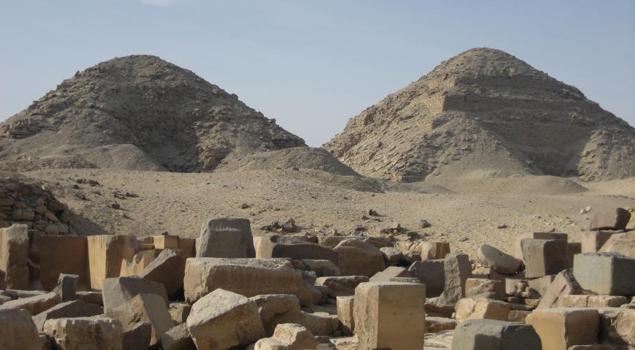 Piramides van Aboesir