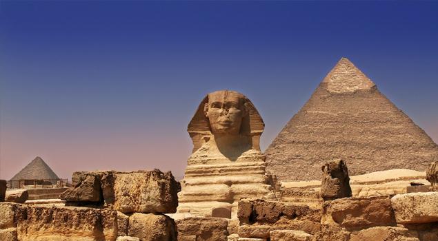 de mooiste piramides van egypte | corendon inspiratie