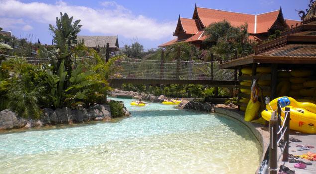 Siam Park op Tenerife