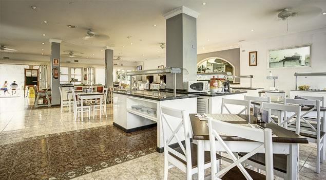 Restaurant van Compostela Beach Golf