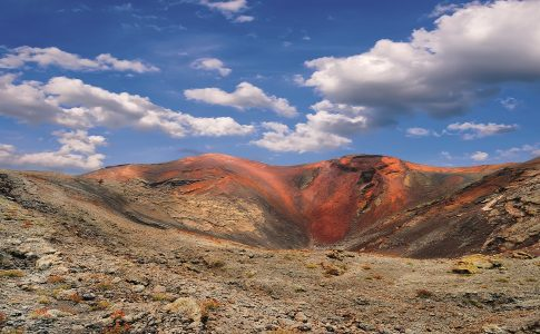 Vulkaan Lanzarote