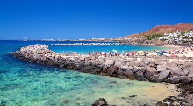 Playa Grande Lanzarote
