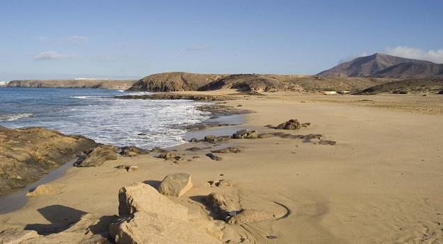 Playa de Papaga Lanzarote