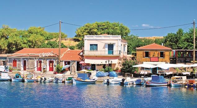 Lesbos Griekenland