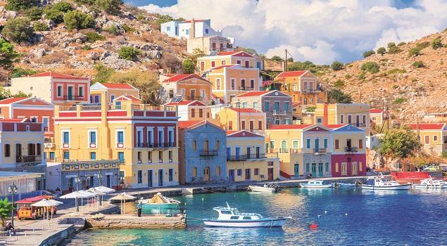Rhodos Griekenland
