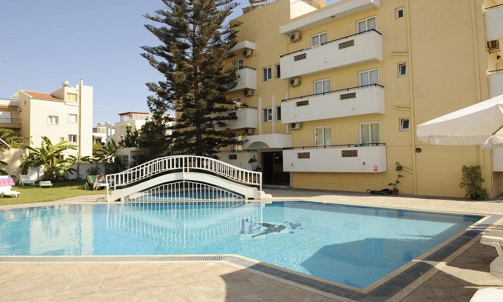 Hotel in het zonnetje stavroula appartementen corendon inspiratie - Centrum eiland keuken prijs ...