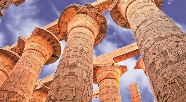 Egyptische bezienswaardigheid