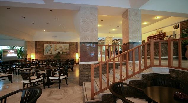 Lobby Kassandra Appartementen