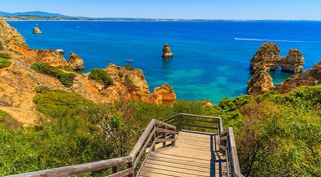 Algarve in maart
