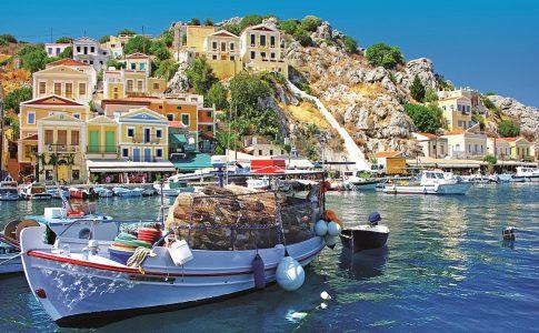Griekse haven