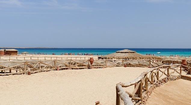 Hurghada - strand