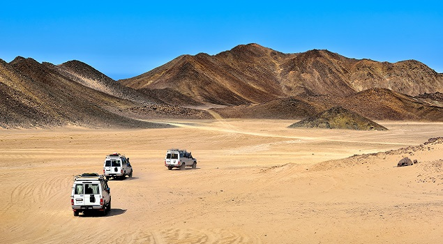 Woestijn