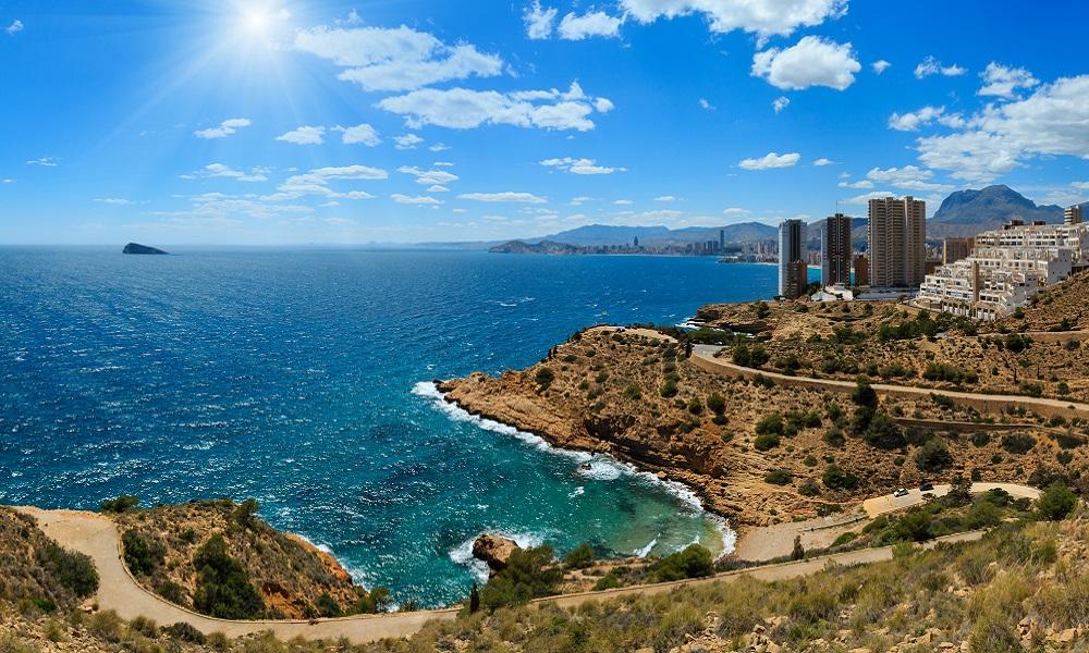 Spaanse costa's