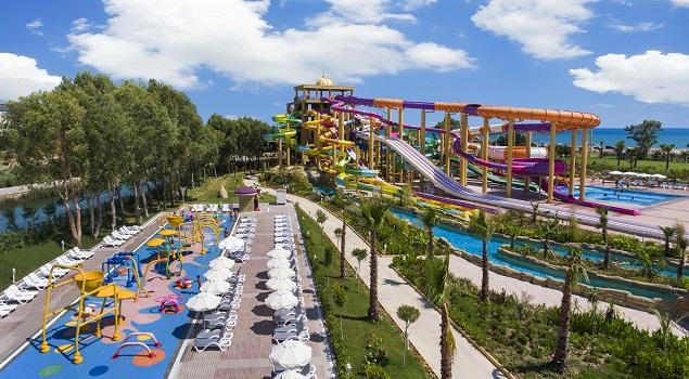 Delphin BE Grand Resort in Antalya