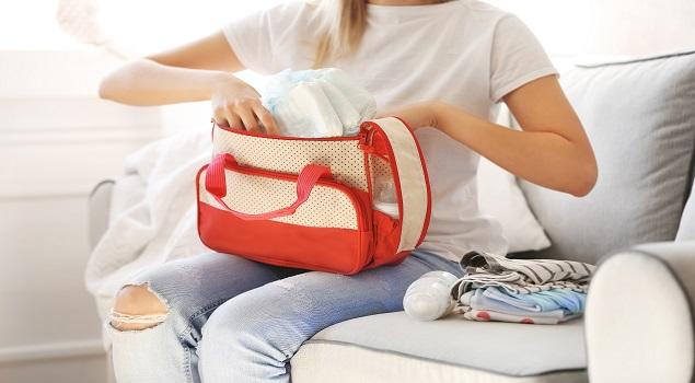 Inpaklijst vakantie baby handbagage