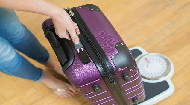 Kilostress? Boek extra bagagekilo's bij!