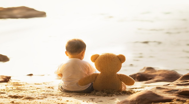 Inpaklijst vakantie baby; onmisbaar de favoriete (reserve) knuffel