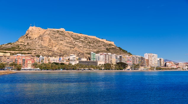 Costa Blanca - Alicante