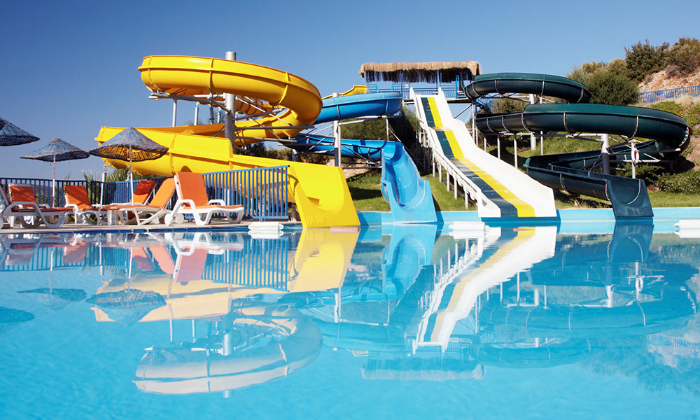 Aquapark Turkije - Bodrum Holiday Resort