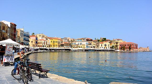 Bezienswaardigheden Kreta - Chania
