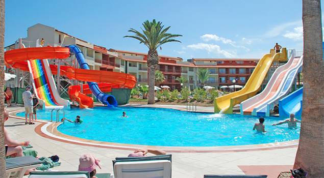 Aquapark Turkije - Ephesia Beach Club
