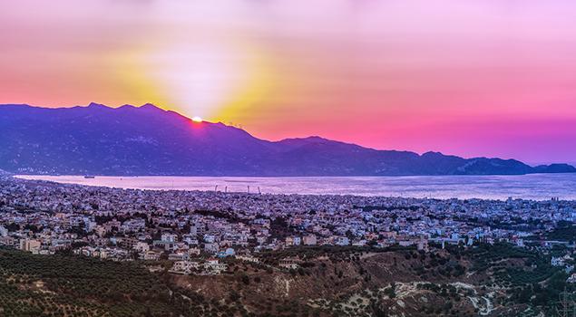Bezienswaardigheden Kreta - Heraklion