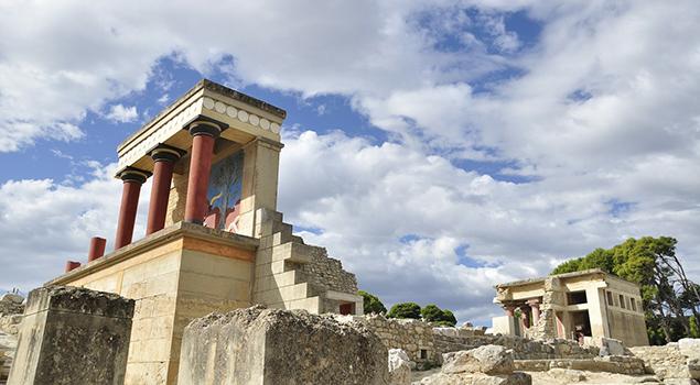Bezienswaardigheden Kreta - Knossos